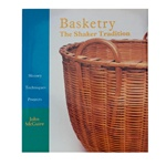 Basketry, The Shaker Tradition By John McGuire