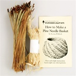 Pine Needle Complete Basket Kit