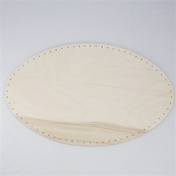 "Basket Base - Oval 12""x20"""