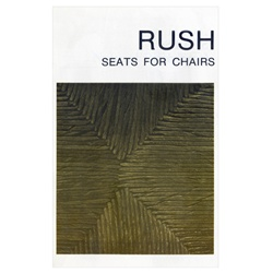 Rush Seats for Chairs By Ruth Comstock