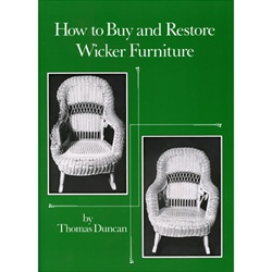 How to Buy and Restore Wicker Furniture By Thomas Duncan