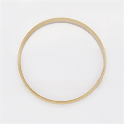 American Made Round Hoops