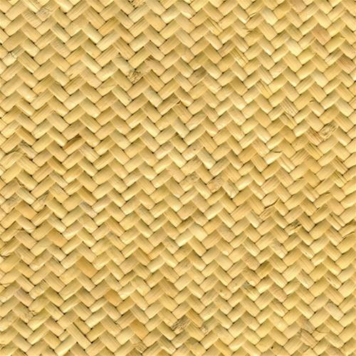 Tea Mat Diagonal Weave